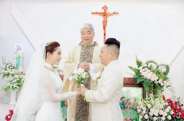 Giữa ồn ào lấy chồng vì tiền, Bảo Thy khẳng định gật đầu cưới vì tình yêu đích thực - Ảnh 1.