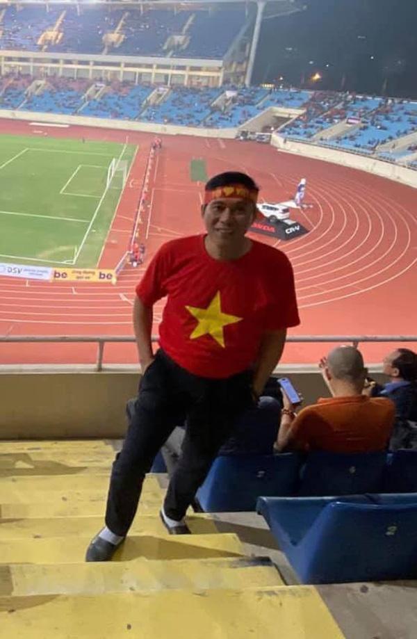 Việt Nam thắng UAE 1-0, NSND Lan Hương nằm trong viện cũng cảm thấy khỏe - Ảnh 1.