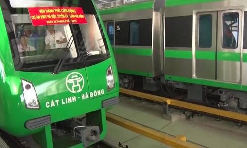 Hàng trăm nhân viên đường sắt Cát Linh - Hà Đông bỏ việc  - Ảnh 3.