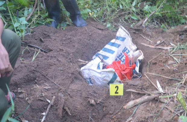 Phát hiện thi thể bé trai nặng 3,1kg bị bỏ rơi tại bãi rác - Ảnh 2.