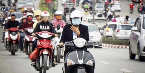 Không khí lạnh đã chạm đến nước ta, Hà Nội giảm nhiệt mạnh từ chiều nay - Ảnh 1.