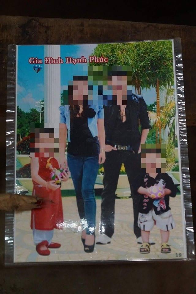 Ám ảnh những dòng chữ người cha tự tử cùng 2 con viết lại cho vợ - Ảnh 3.