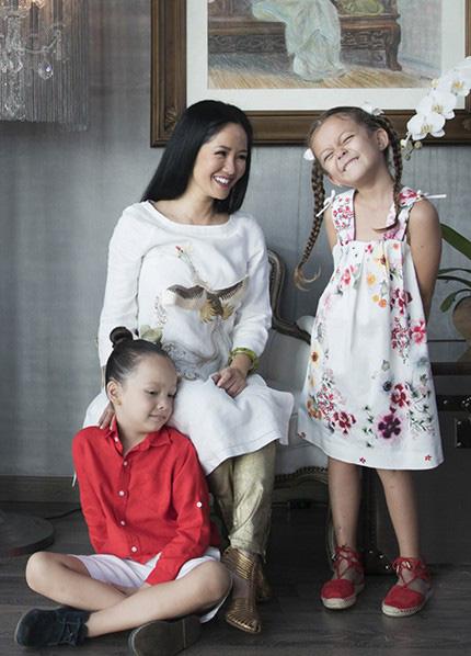 Diva Hồng Nhung: Các con vượt qua sang chấn tâm lý sau ồn ào ly hôn của bố mẹ - Ảnh 2.