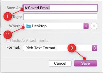 Cách lưu email vào ổ cứng máy tính - Ảnh 11.