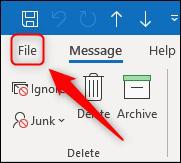 Cách lưu email vào ổ cứng máy tính - Ảnh 4.