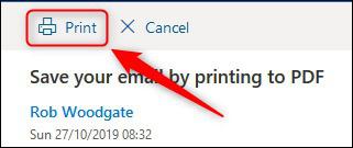 Cách lưu email vào ổ cứng máy tính - Ảnh 8.