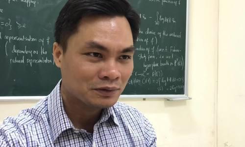 Thầy giáo Toán trở thành giáo sư trẻ nhất năm 2019  - Ảnh 2.