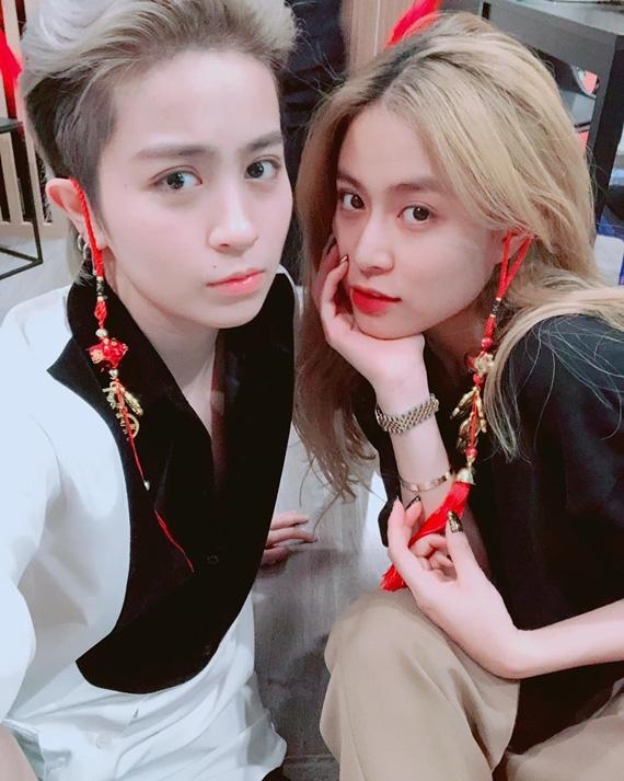 Ba cặp đôi showbiz Việt vướng tin đồn yêu đồng tính - Ảnh 3.