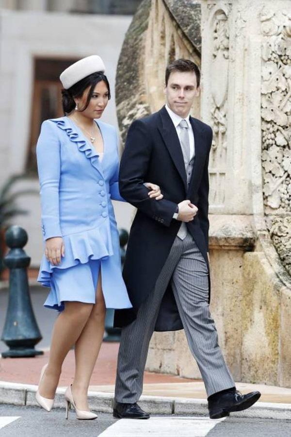 Nàng dâu hoàng gia Monaco gốc Việt được chồng trẻ, đẹp trai, giàu có yêu chiều hết mực là ai? - Ảnh 9.
