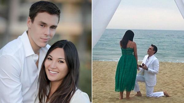 Nàng dâu hoàng gia Monaco gốc Việt được chồng trẻ, đẹp trai, giàu có yêu chiều hết mực là ai? - Ảnh 2.