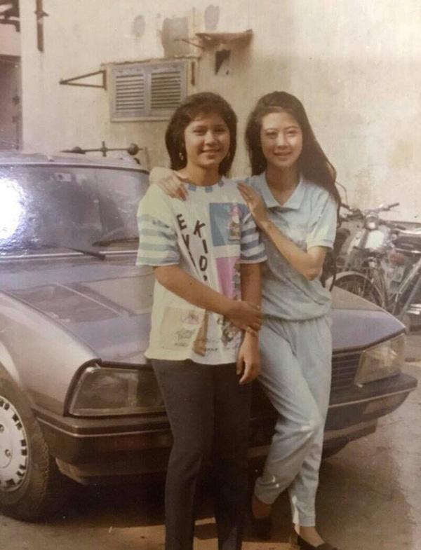 Diễm Hương, Việt Trinh: Giai nhân thập niên 90 và tiết lộ mới về cuộc sống hiện tại - Ảnh 1.