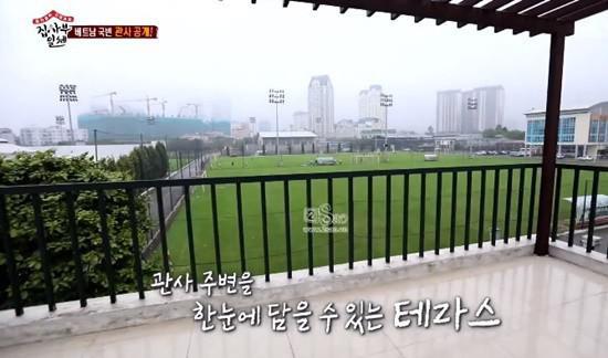 Biệt thự nhìn thẳng ra 4 sân tập đạt tiêu chuẩn FIFA của thầy Park Hang Seo khiến báo Thái phải trầm trồ - Ảnh 9.