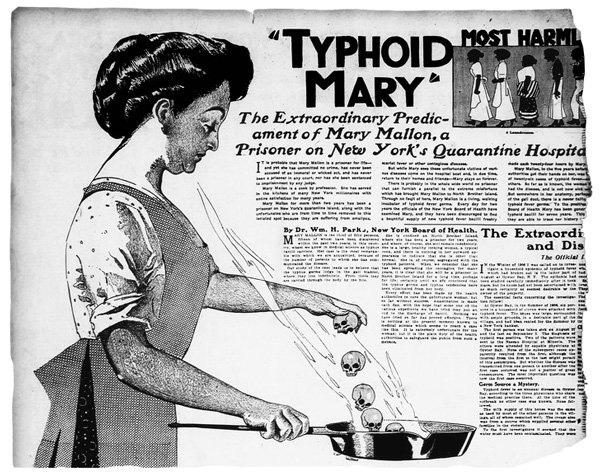 Nữ đầu bếp ngây thơ gieo rắc mầm bệnh cho 122 người, 5 người chết qua từng đĩa thức ăn  - Ảnh 1.