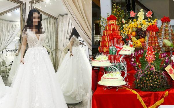 Vừa hí hửng đặt váy cưới gần 100 triệu vì đời người có mấy, chơi lớn một lần, cô dâu đã phải vội bán tháo bằng giá cốc trà đá vì lý do này - Ảnh 1.