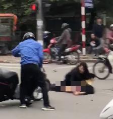 Quyết định tạm giữ hình sự nữ tài xế xe Mercedes GLC 250 gây tai nạn kinh hoàng tại Lê Văn Lương - Ảnh 2.
