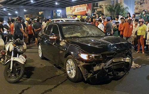 Sau vụ xe Mercedes gây tai nạn kinh hoàng: Cần ban hành luật cấm giày cao gót khi điều khiển ôtô? - Ảnh 3.