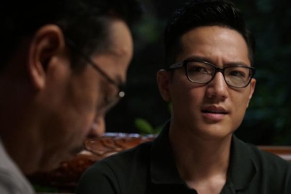 Chí Nhân: 4 năm ly hôn Thu Quỳnh và sự lột xác với vai con trai chủ tịch tỉnh trong Sinh tử - Ảnh 1.