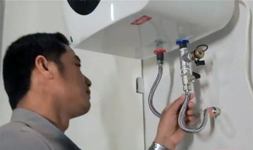 Những thói quen gây lãng phí điện khi dùng bình nóng lạnh - Ảnh 3.