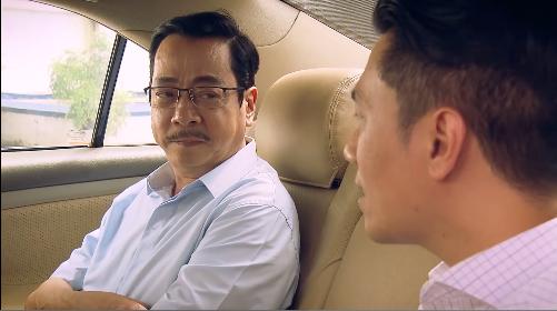 Sinh tử tập 19: Vì sao Vũ trở mặt phản đối bổ nhiệm Trần Bạt làm Giám đốc Sở Kế hoạch và đầu tư? - Ảnh 1.