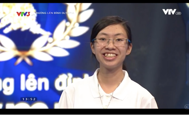 Nữ sinh Ninh Bình lập kỷ lục cô gái có điểm cao nhất lịch sử Olympia  - Ảnh 1.