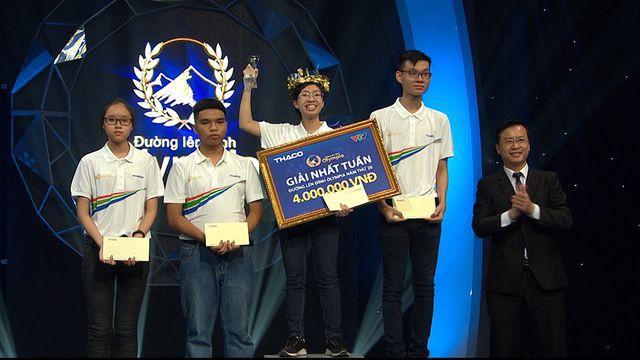 Nữ sinh Ninh Bình lập kỷ lục cô gái có điểm cao nhất lịch sử Olympia  - Ảnh 3.