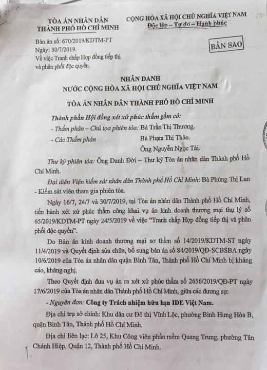 Dự án Green Hills: Viện KSND cấp cao kháng nghị 2 bản án của các cấp tòa TP.HCM - Ảnh 2.
