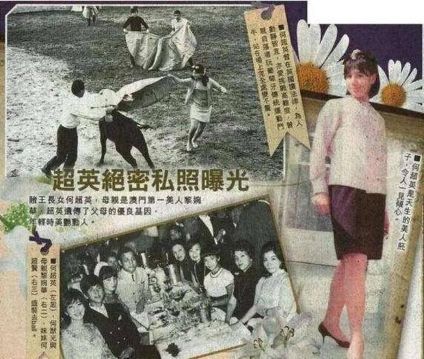 Hà Siêu Anh: Ái nữ được trùm sòng bạc Macau yêu chiều nhất, cuối đời điên loạn và cái chết để lại nhiều uẩn khúc - Ảnh 3.