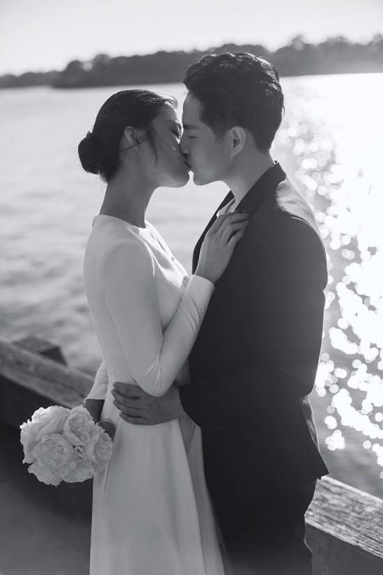 Đông Nhi - Ông Cao Thắng chụp ảnh cưới ở Sydney - Ảnh 3.