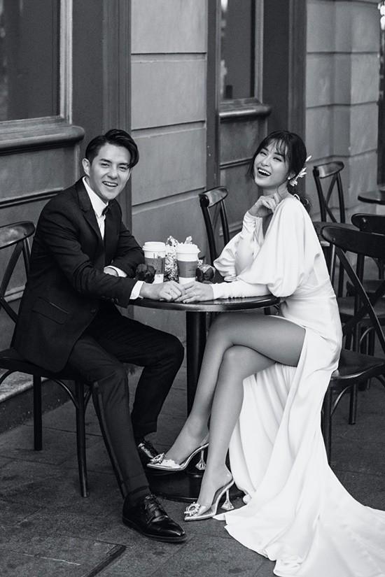 Đông Nhi - Ông Cao Thắng chụp ảnh cưới ở Sydney - Ảnh 6.
