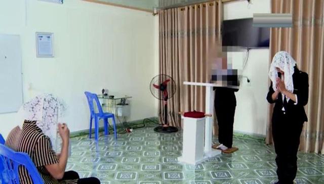 Lộ thủ đoạn lôi kéo truyền đạo trái phép Hội thánh Đức Chúa trời tại Quảng Ninh - Ảnh 1.