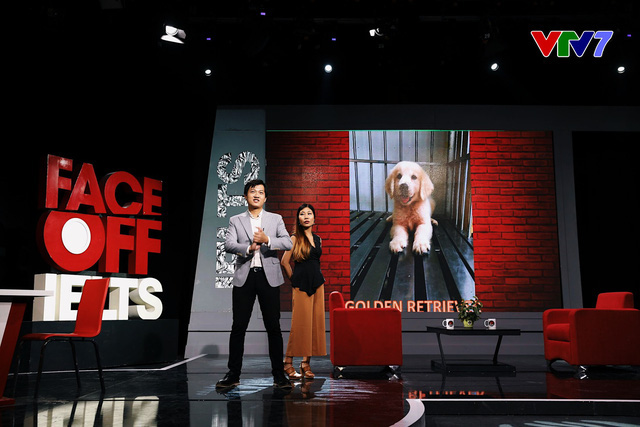 MC quốc dân Trần Ngọc lần đầu thể hiện khả năng nói tiếng Anh siêu dễ thương trên sóng truyền hình - Ảnh 1.