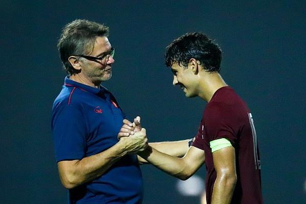 U19 Việt Nam thắng Mông Cổ 3-0 ở vòng loại giải châu Á - Ảnh 5.
