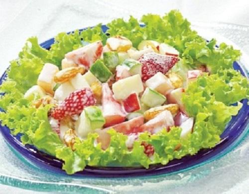 Salad Nga – món ăn ngon dễ làm, nhất định bạn phải thử - Ảnh 3.