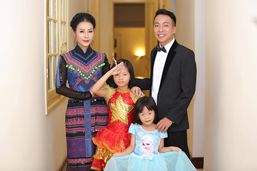 Việt Hoàn từng thất vọng vì vợ không biết nội trợ  - Ảnh 4.