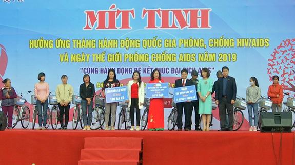 Việt Nam sẽ là một trong những quốc gia đi đầu trong việc kết thúc đại dịch AIDS - Ảnh 7.