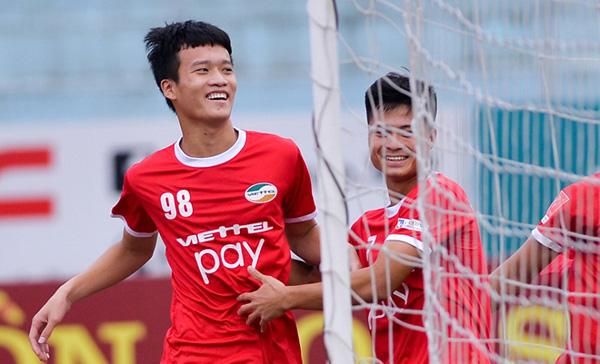 Cầu thủ 21 tuổi quê Hải Dương ghi bàn quyết định giúp U22 Việt Nam chiến thắng trước Indonesia là ai? - Ảnh 3.