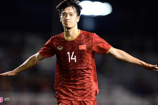Cầu thủ 21 tuổi quê Hải Dương ghi bàn quyết định giúp U22 Việt Nam chiến thắng trước Indonesia là ai? - Ảnh 1.