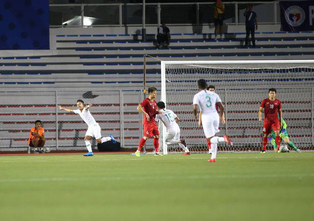 U22 Việt Nam ngược dòng thắng Indonesia 2-1 vào phút bù giờ - Ảnh 11.