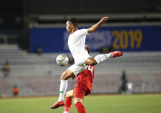 U22 Việt Nam ngược dòng thắng Indonesia 2-1 vào phút bù giờ - Ảnh 14.
