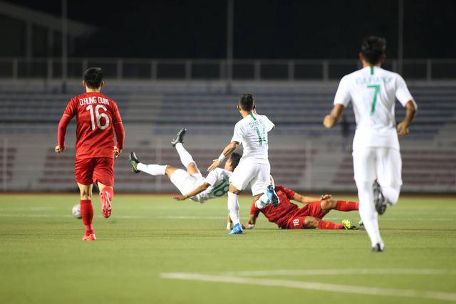 U22 Việt Nam ngược dòng thắng Indonesia 2-1 vào phút bù giờ - Ảnh 15.