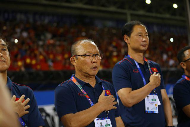 U22 Việt Nam ngược dòng thắng Indonesia 2-1 vào phút bù giờ - Ảnh 17.