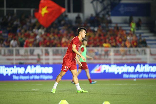 U22 Việt Nam ngược dòng thắng Indonesia 2-1 vào phút bù giờ - Ảnh 19.