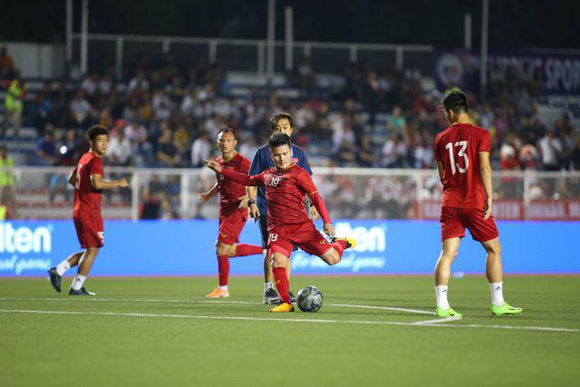 U22 Việt Nam ngược dòng thắng Indonesia 2-1 vào phút bù giờ - Ảnh 20.