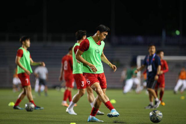 U22 Việt Nam ngược dòng thắng Indonesia 2-1 vào phút bù giờ - Ảnh 21.