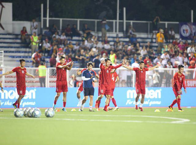U22 Việt Nam ngược dòng thắng Indonesia 2-1 vào phút bù giờ - Ảnh 24.