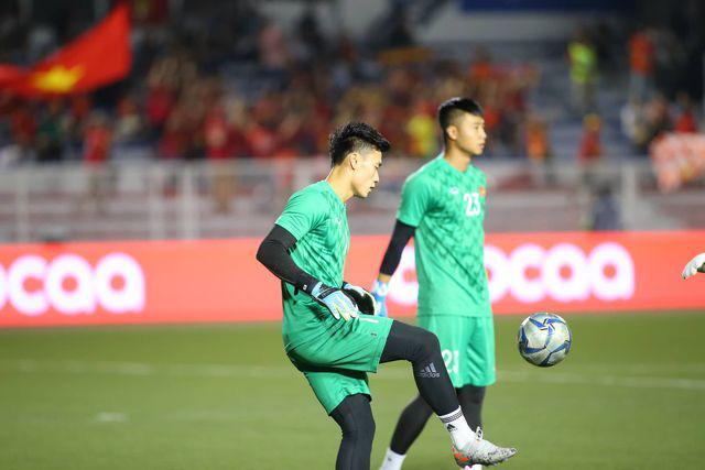 U22 Việt Nam ngược dòng thắng Indonesia 2-1 vào phút bù giờ - Ảnh 29.