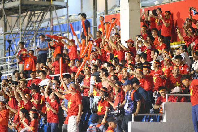 U22 Việt Nam ngược dòng thắng Indonesia 2-1 vào phút bù giờ - Ảnh 35.