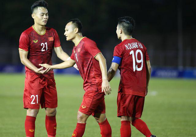 U22 Việt Nam ngược dòng thắng Indonesia 2-1 vào phút bù giờ - Ảnh 36.