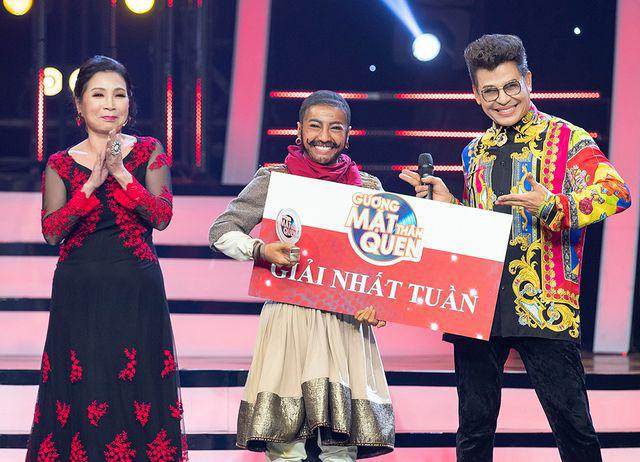 Hóa thân nghệ sĩ Ấn Độ, Mia tiếp tục giành chiến thắng nhất tuần Gương mặt thân quen - Ảnh 6.