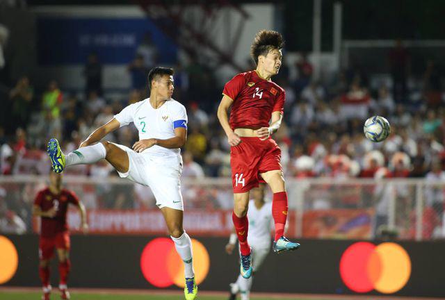 U22 Việt Nam ngược dòng thắng Indonesia 2-1 vào phút bù giờ - Ảnh 8.